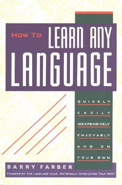 How To Learn Any Language eBook By Daniel Farber