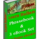 Learn to Speak Italian Ebook