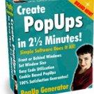 Pop Up Generator