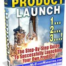 Product Launch 1......2.....3