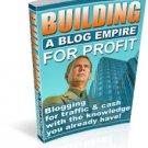 Building a Blog Empire for Profit