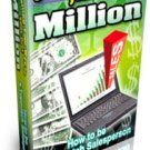 Selling Your Way to Your First Million