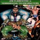 jim florentine is terrorizing telemarketers I CD 2001 MIL 16 tracks mint