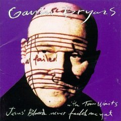 gavin bryars with tom waits - jesus&#039; blood never failed me yet CD single 1993 point philips mint