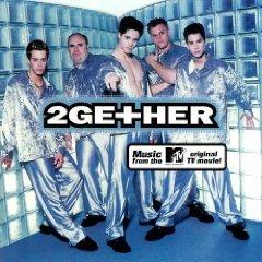 2gether - 2gether CD sountrack 2000 TVT 10 tracks used mint