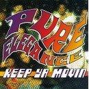 pure elegance - keep ya movin CD 1996 future records used mint