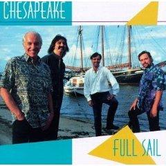 chesapeake - full sail CD 1995 sugar hill records brand new factory sealed