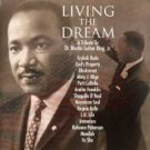 living the dream - a tribute to dr. martin luther king jr. CD 1998 universal hip-o used mint
