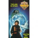 doctor who - the ark in space VHS 1999 BBC warner fox 90 minutes mint