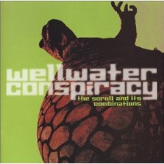 wellwater conspiracy - the scroll and its combinations CD 2001 TVT used mint barcode punched