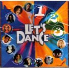 123 let's dance - various artists CD 2000 sony new barcode punched