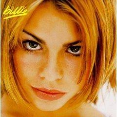 billie - honey to the B CD 1998 virgin used mint black marker on rear liner