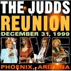the judds reunion december 31, 1999 CD double 2000 curb mercury used mint