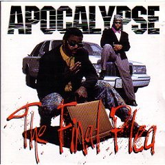 apocalypse - the final plea CD 1992  frontline records used mint