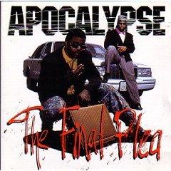 apocalypse - the final plea CD 1992  frontline records used mint