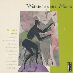 philippe kahn - walkin' on the moon CD 1991 pacific high used mint