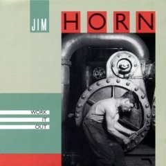 jim horn - work it out CD 1990 warner used mint