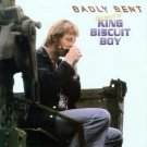 badly bent - the best of king biscuitboy CD 1996 stony plain canada used mint