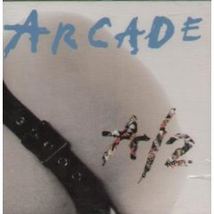 arcade - a/2 CD 1994 sony used mint