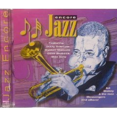 jazz encore - various artists CD 1997 sterling 11 tracks used mint