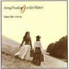 amy fradon & leslie ritter - take me home CD 1994 shanachie used mint