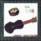 dan silver - your decision CD 1996 used mint