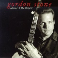 gordon stone - scratchin' the surface CD 1995 alcazar used mint