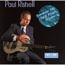 paul rishell - swear to tell the truth CD 1993 tone-cool used mint