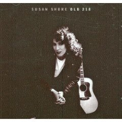 susan shore - old 218 CD 1995 buck tone music 11 tracks used mint