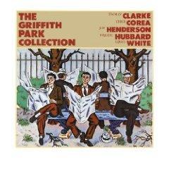 griffith park collection - stanley clarke chick corea joe henderson freddie hubbard LP 1982 elektra