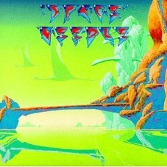 space needle - the moray eels eat the space needle CD 1997 zero hour used mint barcode punched