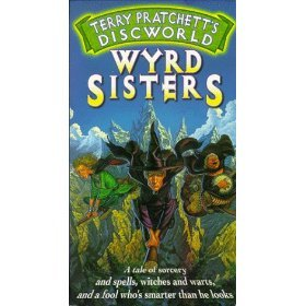 terry pratchett's discworld - wyrd sisters VHS 3-tapes 1999 acorn media new