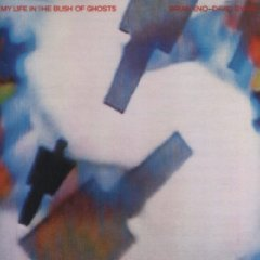 brian eno david byrne - my life in the bush of ghosts CD 1981 sire warner BMG Direct used mint
