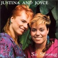 justina and joyce - so strong CD 1991 HSP records used mint