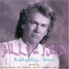 billy c farlow - rockabilly blues CD 2000 TKO magnum 12 tracks used mint