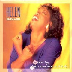 helen baylor - highly recommended CD 1990 word used mint