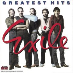 exile - greatest hits CD 1986 sony epic used mint