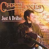 chris jones - just a drifter CD 2000 rebel records used mint barcode punched