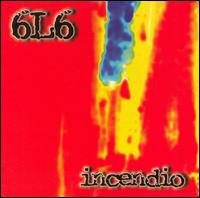 6L6 - incendio CD 1997 wonderdrug used mint barcode punched