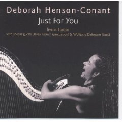 deborah henson-conant - just for you CD 1999 golden cage used mint