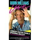 robin williams live VHS 1987 HBO used very good