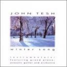john tesh - winter song CD 1993 GTS records new factory sealed