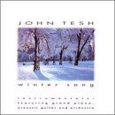john tesh - winter song CD 1993 GTS records new factory sealed