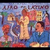 afro-latin0 - various artists CD 1998 putumayo world music used mint