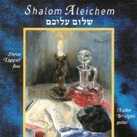shalom aleichem - steve tapper audie bridges CD 2000 victorian used mint