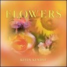 kevin kendle - flowers CD 2001 new world music used mint barcode punched