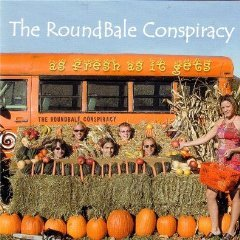 roundbale conspiracy - as fresh as it gets CD 2001 used mint