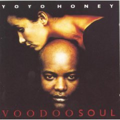 yo yo honey - voodoo soul CD 1992 jive zomba used mint barcode punched