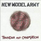 new model army - thunder and consolation CD 1989 EMI used mint