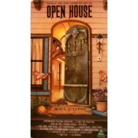 open house VHS 1987 prism 95 minutes color used mint